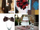 Brązowe inspiracje ślubne