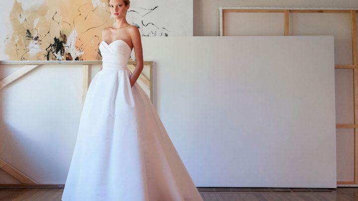 Co proponuje Carlos Ramirez w modzie ślubnej?