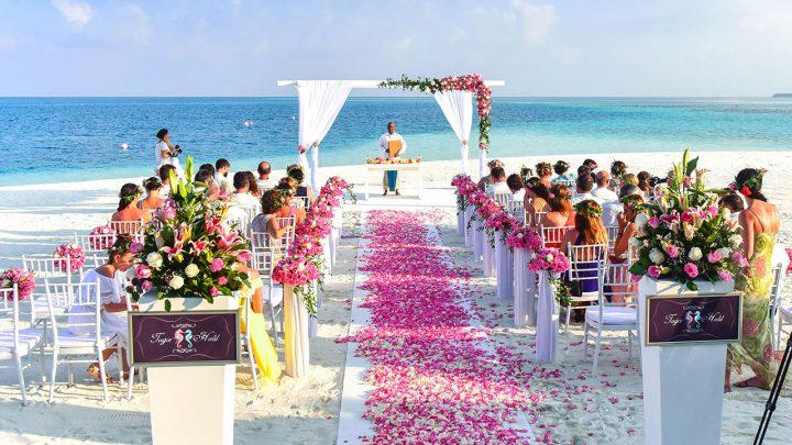 Niecodzienne śluby iwesela